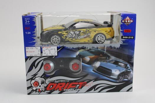 Drift Racing King Super Car Remote Control