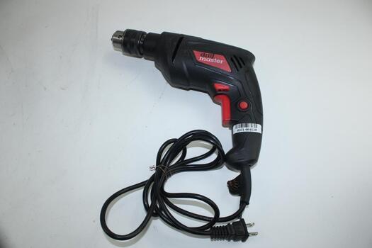 """Drill Master 1/2"""" Corded Hammer Drill Item 62288"""