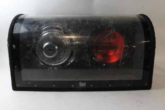 Dual Car Speaker
