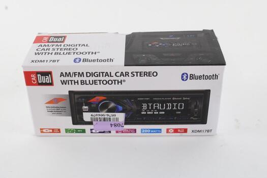Dual Car Stereo