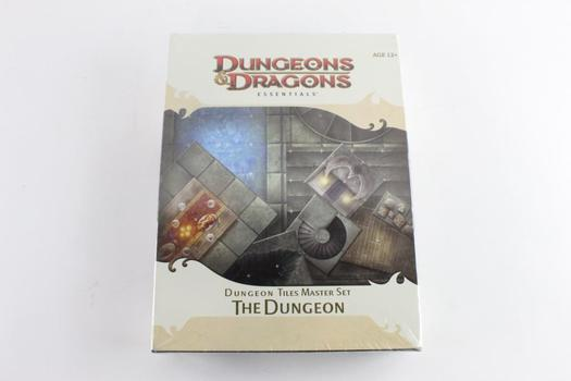 Duneons & Dragons Essentials Dungeon Tiles Master Set