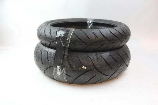 Dunlop Sportmax Roadsmart Tires: 2 Items