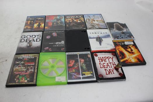 Dvd Movies: SWAT, Belly, Baby Boy And More: 10+ Items