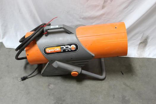 Dyna-Glo Pro Portable Propane Forced Air Heater