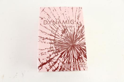Dynamic Women Eau De Parfum Fragrance Spray, 3.4 Fluid Ounces