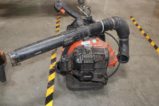 ECHO Gas Backpack Leaf Blower PB500T