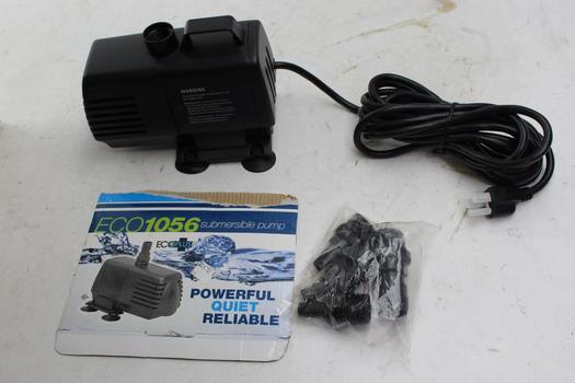 Eco Plus Submersible Pump