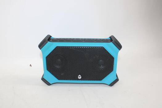 EcoXGear Ecoslate Portable Bluetooth Speaker GDI-EXSLT800