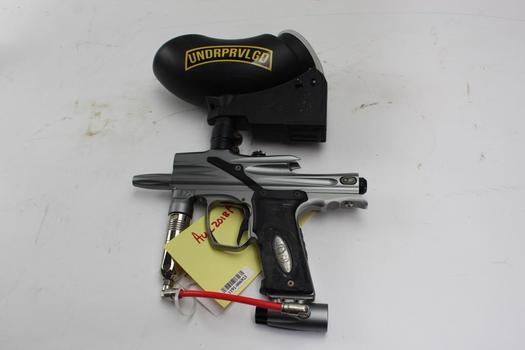 Ego Eclispe Paintball Gun And ViewLoader
