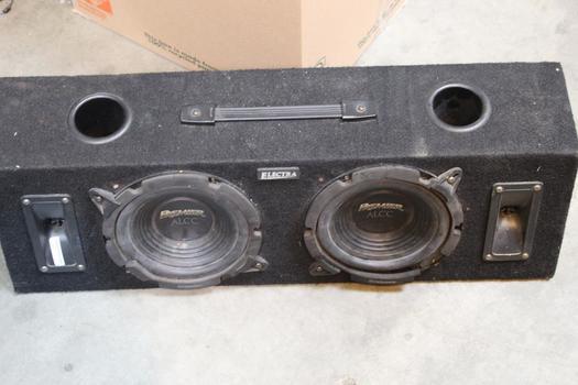 Electra Premier ALCC Car Speaker