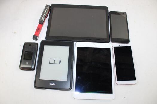 Electronic Bulk Lot 8 Pieces