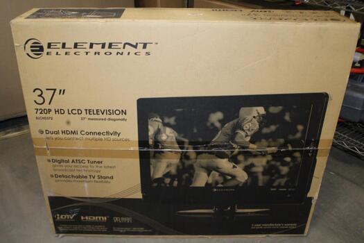 "Element 37"" LCD TV"