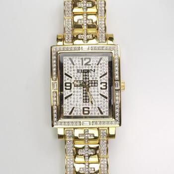 Elgin Diamond Watch