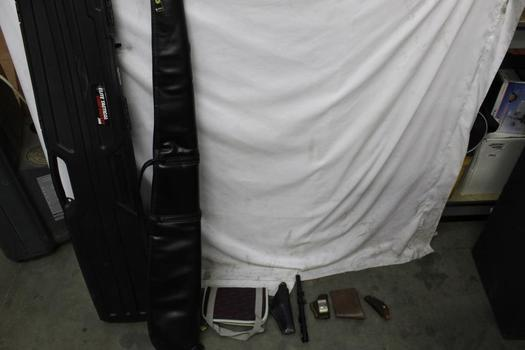 Elite Tactical, Allen And More Rifle Cases And Holsters, 6+ Pieces