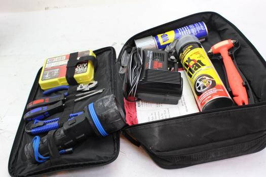 Emergency Auto Kit, Unknown Brand