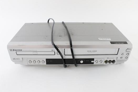 Emerson DVD Player/VCR