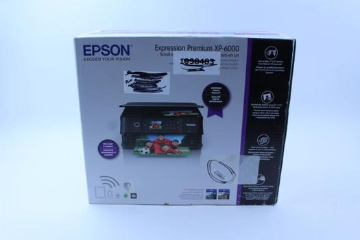 Epson Small All In One Printer