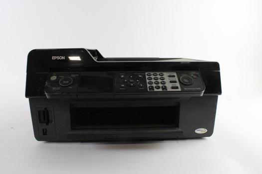 Epson WorkForce 500 Printer