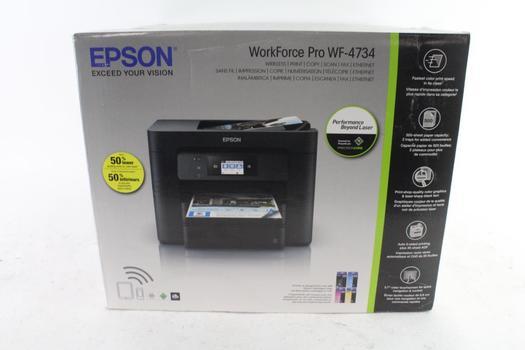 Epson WorkForce Pro Printer