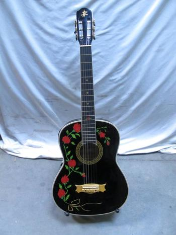 Esteban 8th Anniversary Classic Guitar  Limited Edition Electric-Acoustic Guitar