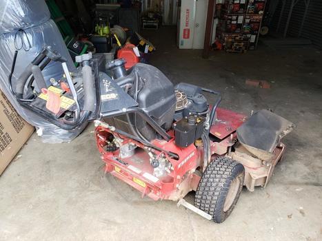 Exmark Turn Tracer Mower (Marietta, GA 30060)