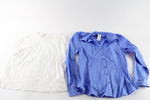 Express And Other Shirts, S, 2 Pieces