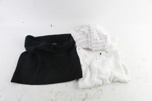 Express Womens Top Size L, And More, 3 Pieces