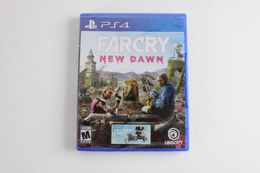 Far Cry New Dawn For Sony PS4