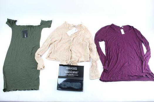 Fashionova, Zara, Gap 4 Pieces Size S,XS, M