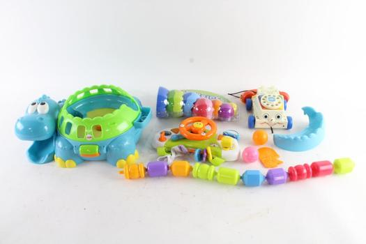 Fat Brain Toy Co.Tobbles And More, 5 Pieces