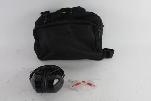Felding Tactical Bag And More, 3 Pieces