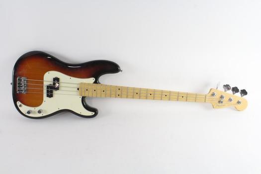 Fender Electric Bass Guitar