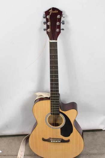 Fender Fa-series Electric Acoustic Guitar