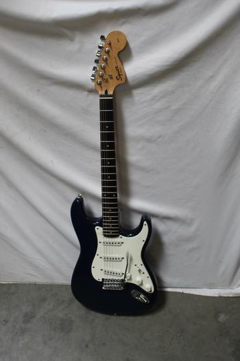 Fender Squier Strat 20th Anniversary Electric Guitar