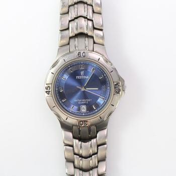 Festina Titanium Watch