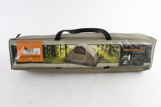 Field & Stream Recreational 2 Person Dome Tent