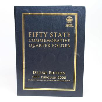 Fifty State Commemorative Quarters Collection