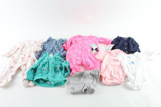 First Impressions And Other Baby Girls Clothing, 8 Pieces