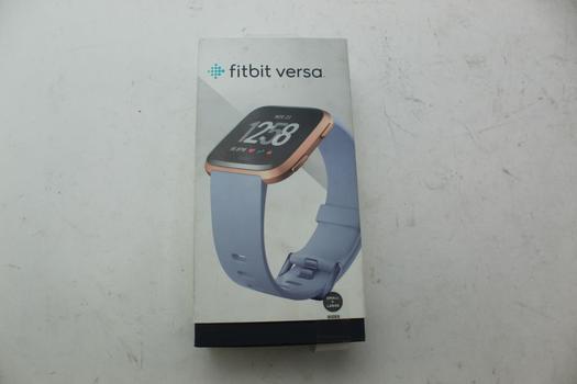 Fitbit Versa Wristband Fitness Tracker