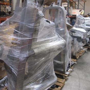 Five Pallets Of Hoist Fitness Equipment