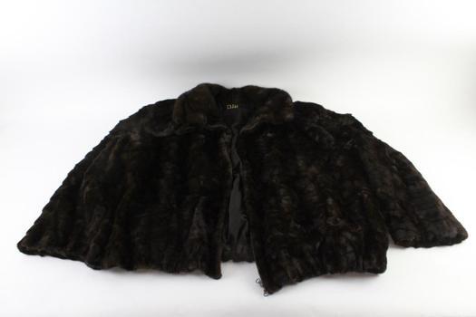 Flan Furs Fur Coat