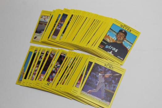Fleer + More Baseball Sports Cards. 10+ Pieces