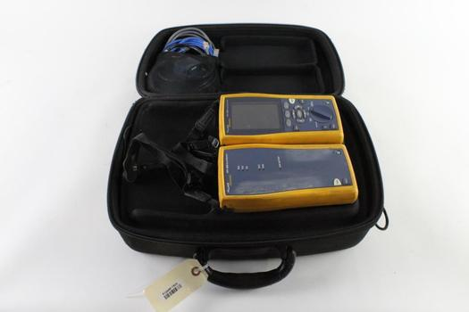Fluke Networks Smart Remote And Cable Analyzer