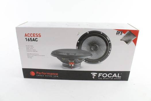 Focal Access Car Speakers