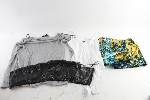 Forever 21 Shirts And More, 26 And S, 4 Pieces
