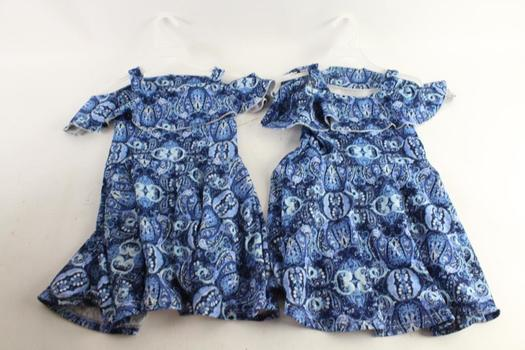 Forever Girl, 2 Tween And Other Brand Dresses, 8 Pieces