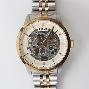 Fossil Automatic Skeleton Watch