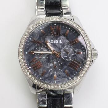 Fossil Cecile Chronograph Watch