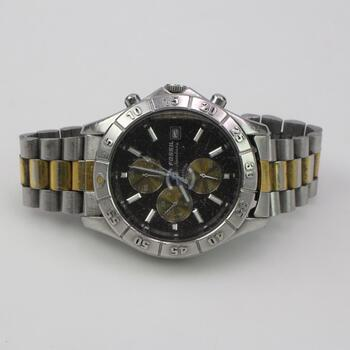 Fossil Speedway Chrono Date Watch