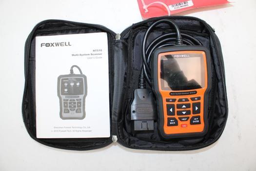 Foxwell Multi-system Scanner